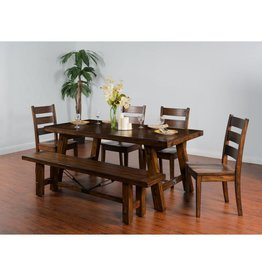 SUNNY DESIGNS TUSCANY EXTENTION TABLE W/TURNBUCKLE
