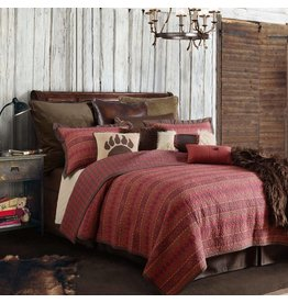 HIEND RUSHMORE QUILT SET KING