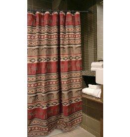 Carstens Adirondack Shower Curtain