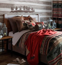 Carstens Backwoods Bedding Set Queen
