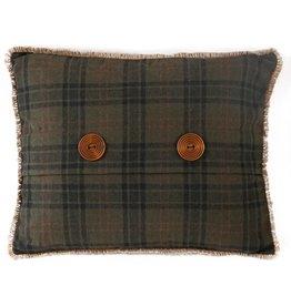 Carstens Cedar Hills Button Pillow