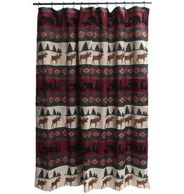 Carstens Takoma Shower Curtain