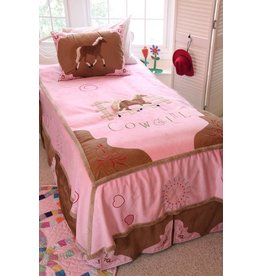 Carstens Cowgirl Bedding Set Twin