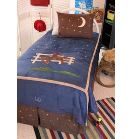 Carstens Cowboy Bedding Set Twin