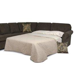 ENGLAND FURNITURE Malibu Right Arm Facing Full Sofa Sleeper