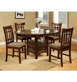 """CROWN MARK EMPIRE DINING TBL TOP (1 x 18""""LEAF)"""