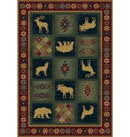 UNITED WEAVERS Dakota Natural Rug - Oversize