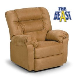 BEST Troubadour Small Big Man's Rocker Recliner