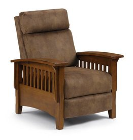 BEST Tuscan Three-Way Recliner Leather