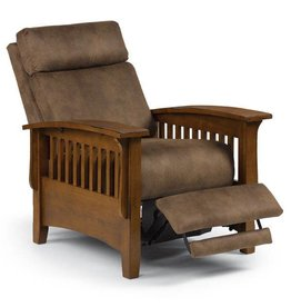 BEST Tuscan Three-Way Power Recliner