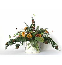 IN HOUSE Birch Floral Arrangement