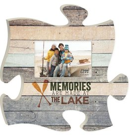 P GRAHAM DUNN Memories Are Made At The Lake - Puzzle Piece