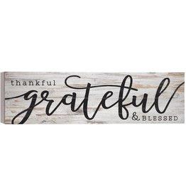 P GRAHAM DUNN Thankful, Grateful, & Blessed - Boxed Pallet