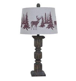 CRESTVIEW Hunt Table Lamp DS