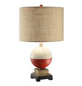 CRESTVIEW Bobber Table Lamp DS