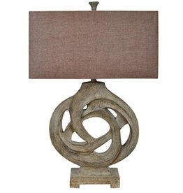 CRESTVIEW Coiled Branch Table Lamp DS