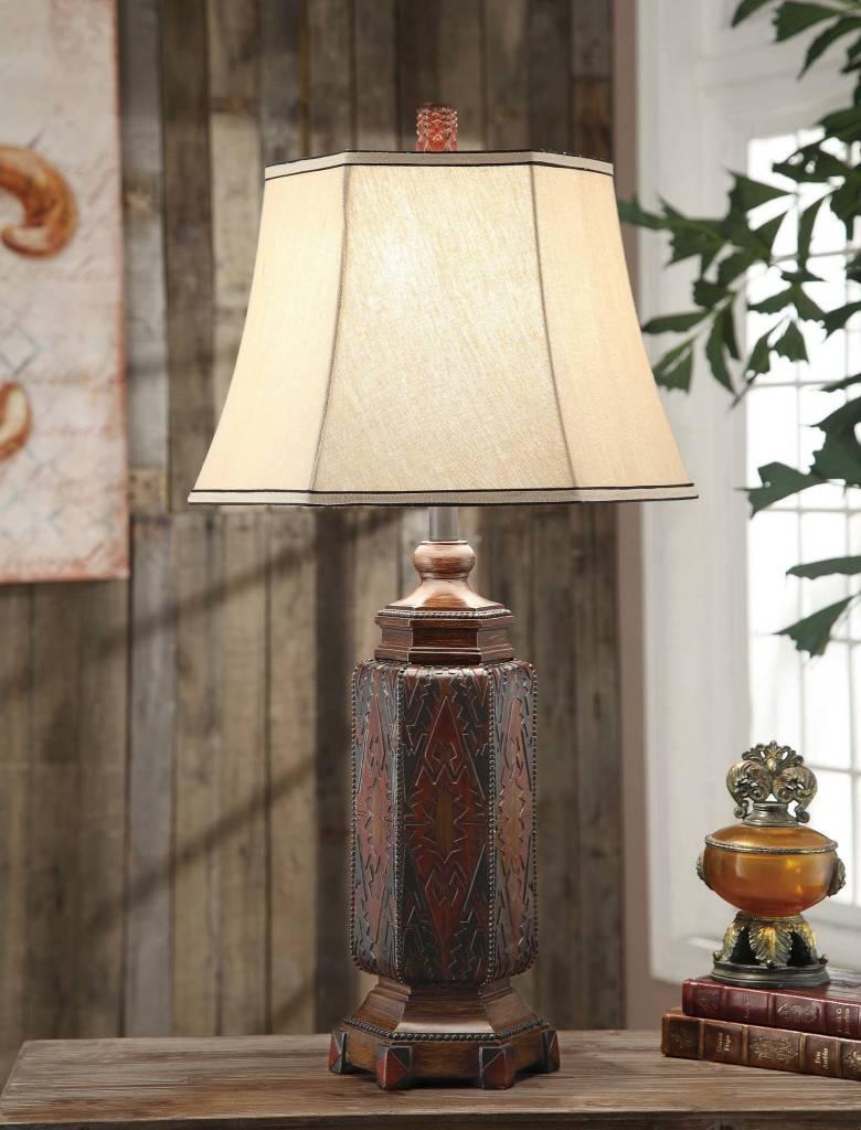 CRESTVIEW Regervation Table Lamp DS