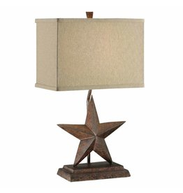 CRESTVIEW Star Table Lamp DS