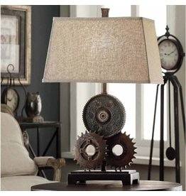 CRESTVIEW Gears Table Lamp DS