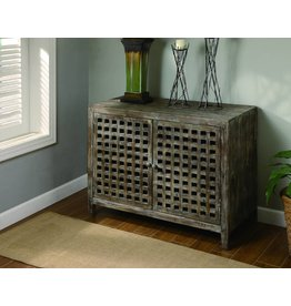 CRESTVIEW Rustic Buffet Cabinet DS