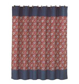 HIEND Bandera Shower Curtain