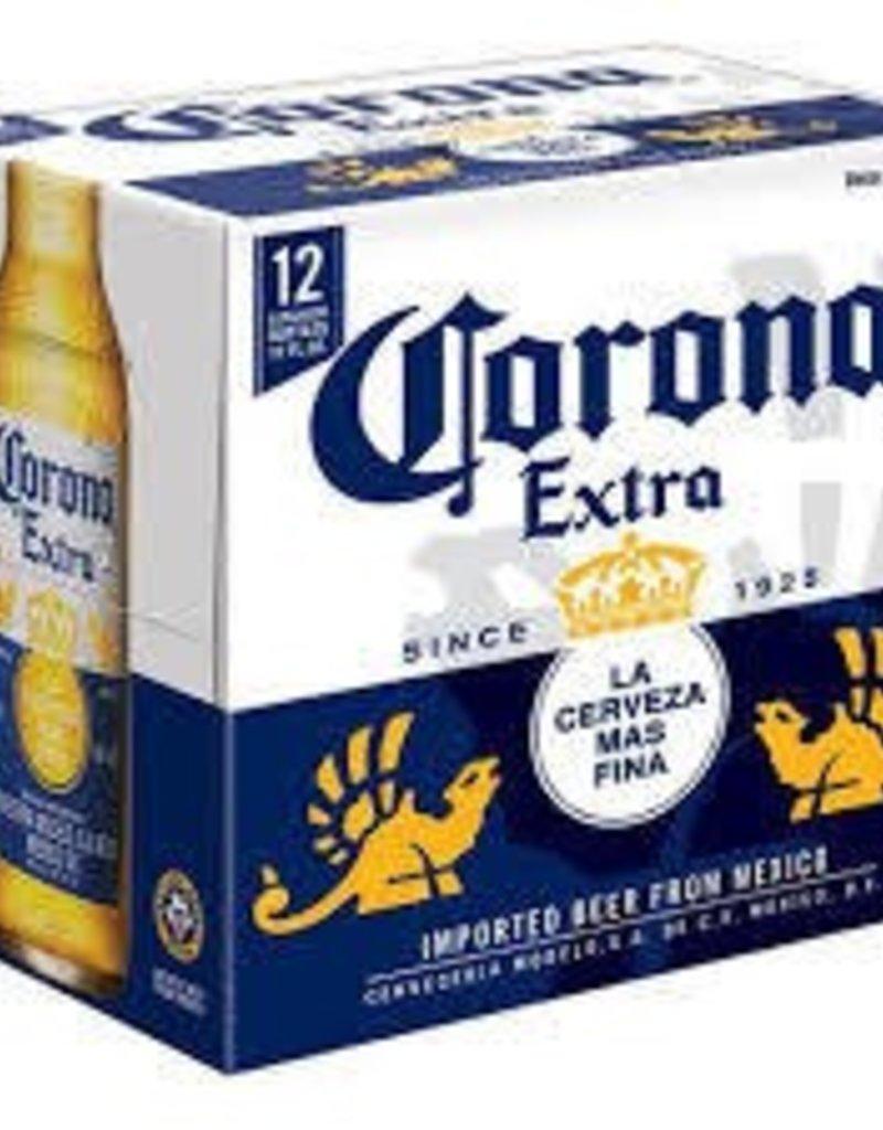 Corona bottles 12 pack