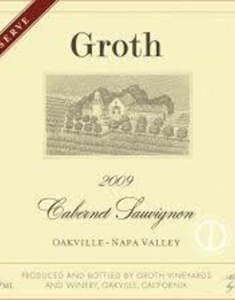 Groth Cabernet Sauvignon 2013