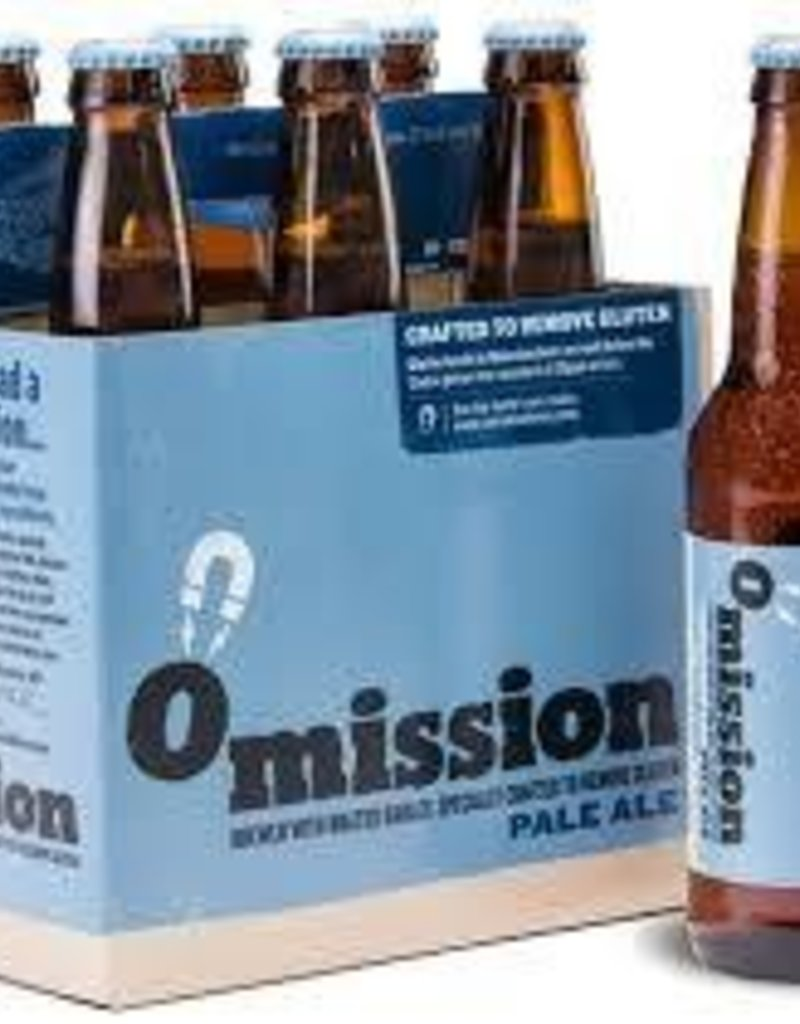 Omission Pale Ale six pack