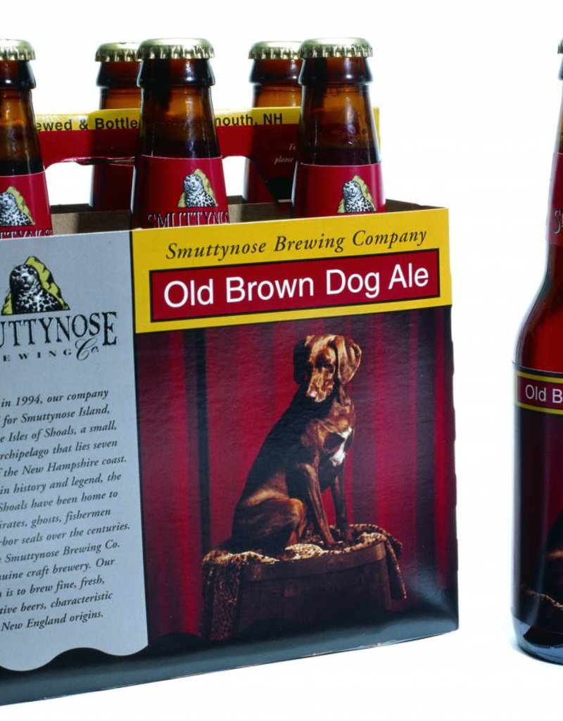 Smuttynose Old Brown Dog 6pk