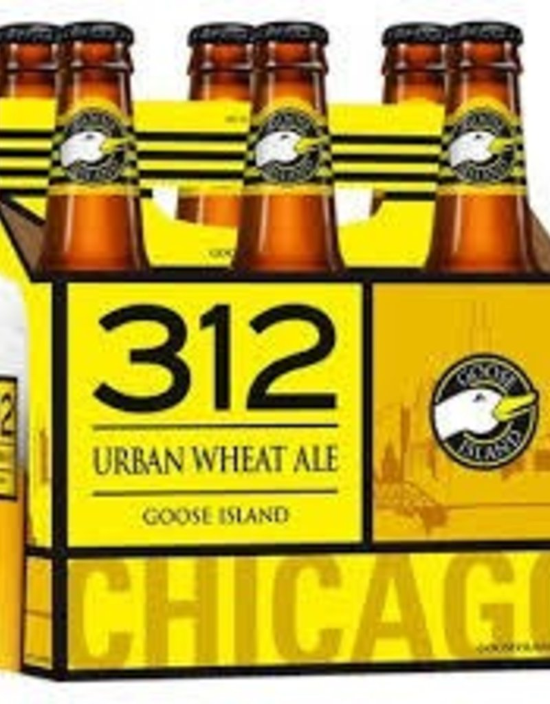 Goose Island 312 Urban Wheat 6pk