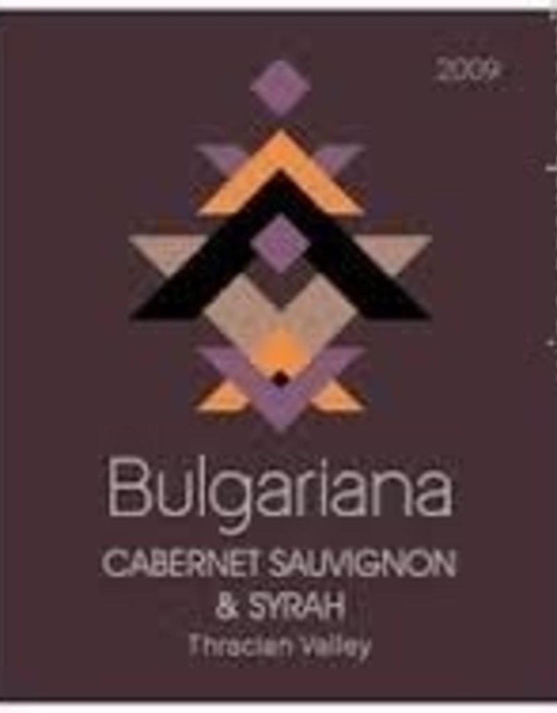 Bulgariana Cab/Syrah