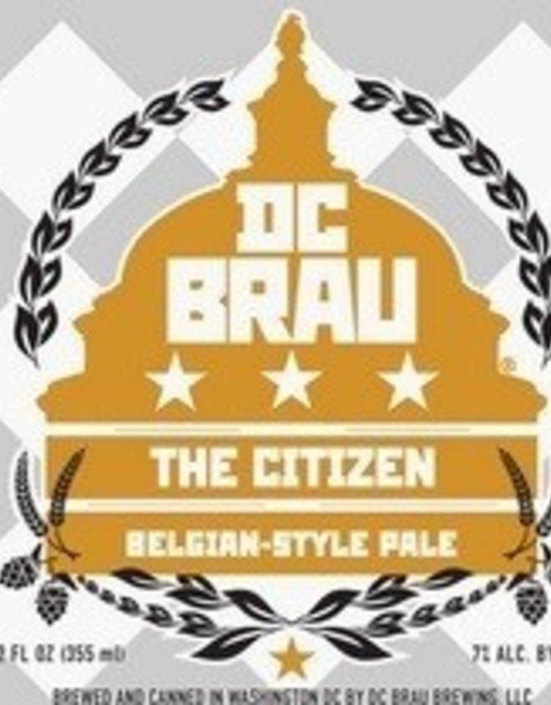 DC Brau Citizen Belgian Pale 6pk
