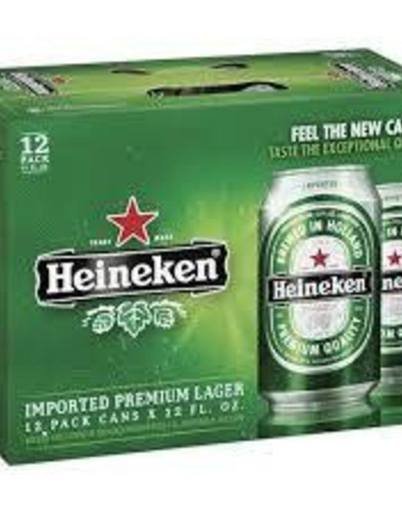 Heineken 12pk Cans