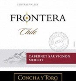 Frontera Cab/Merlot 4 187ml bottles