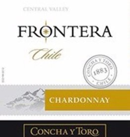 Frontera Chardonnay four 187ml bottles