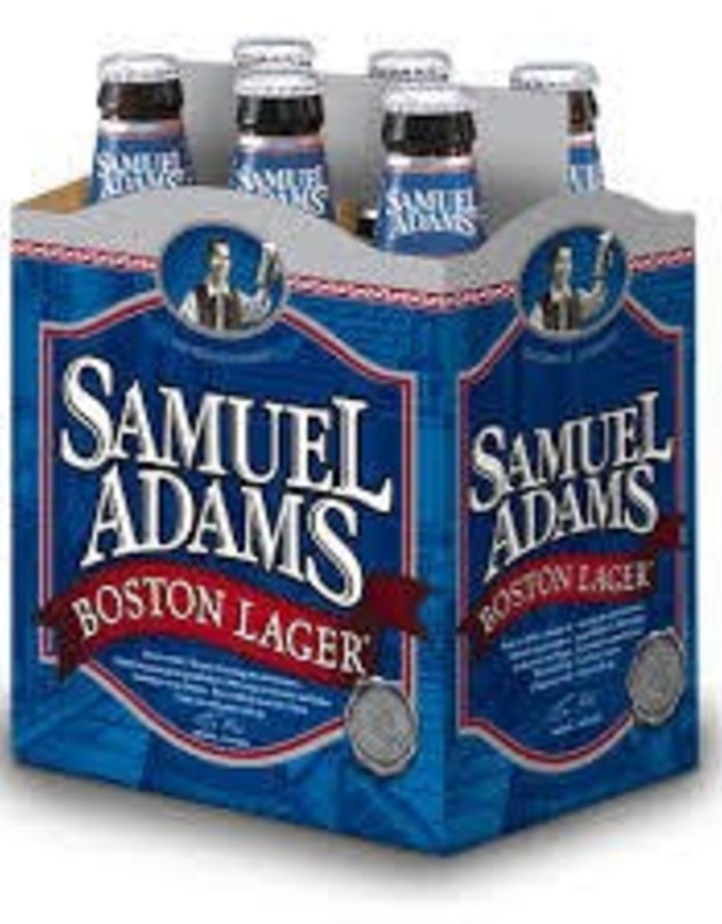 Sam Adams Boston Lager 6 pk