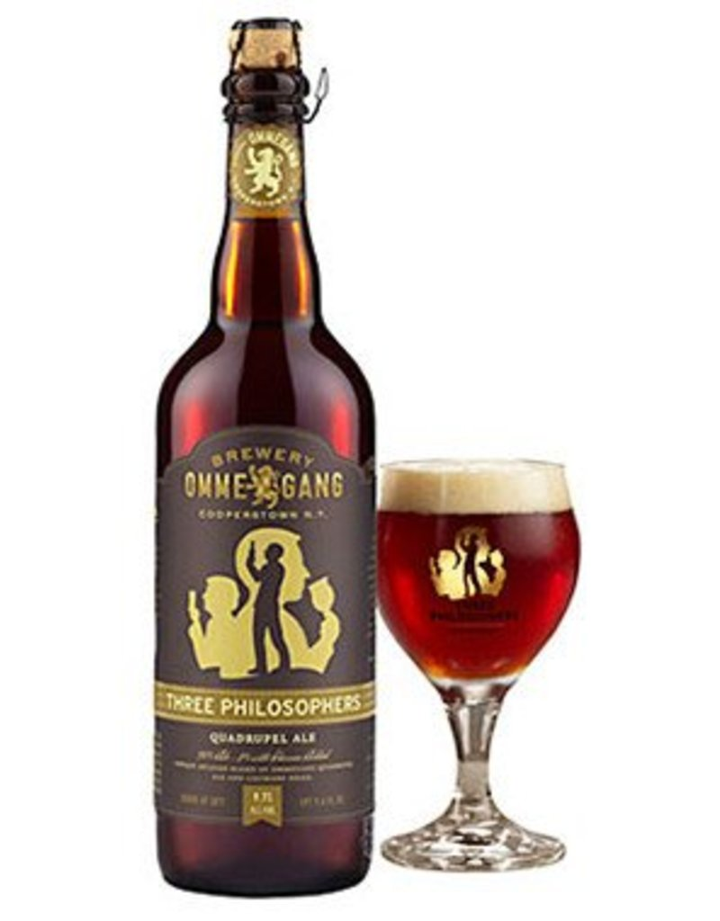 Ommegang 3 Philosophers 750ml bottle