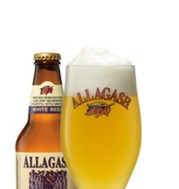 Allagash White four 12 oz bottles