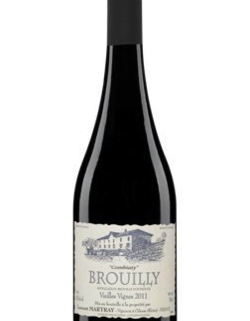 Laurent Martray Brouilly Combiaty