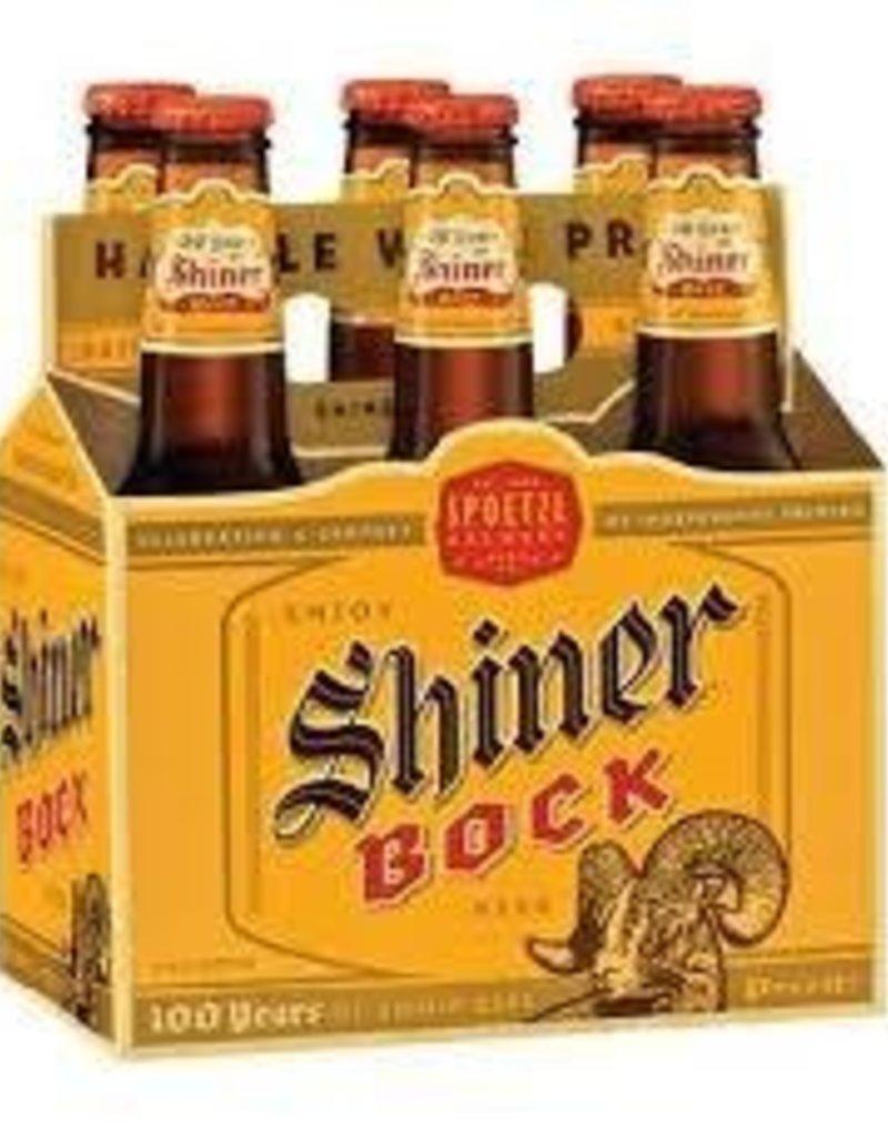 Shiner Bock 6pk
