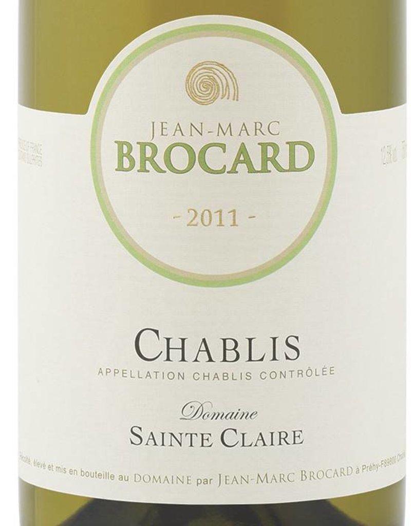 Brocard Saint Claire Chablis