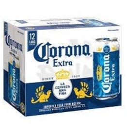 Corona cans 12pk