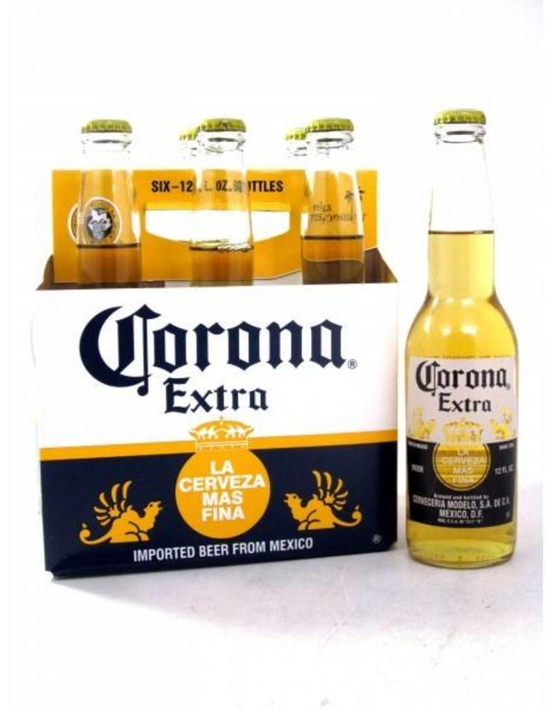 Corona bottles 6pk