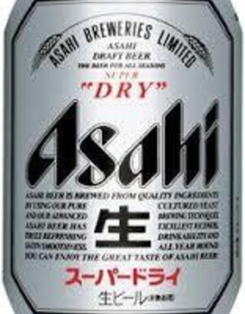 Asahi Dry 21.4 oz bottle