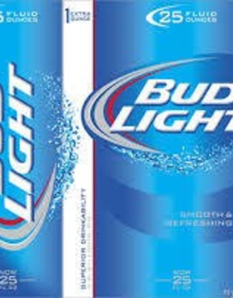Bud Light 25 oz can