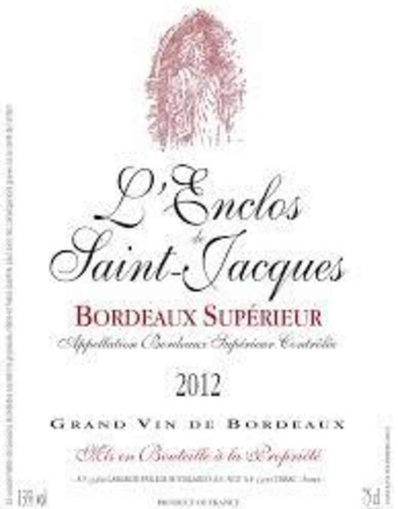 L'Enclos de St. Jacques Bordeaux Superior