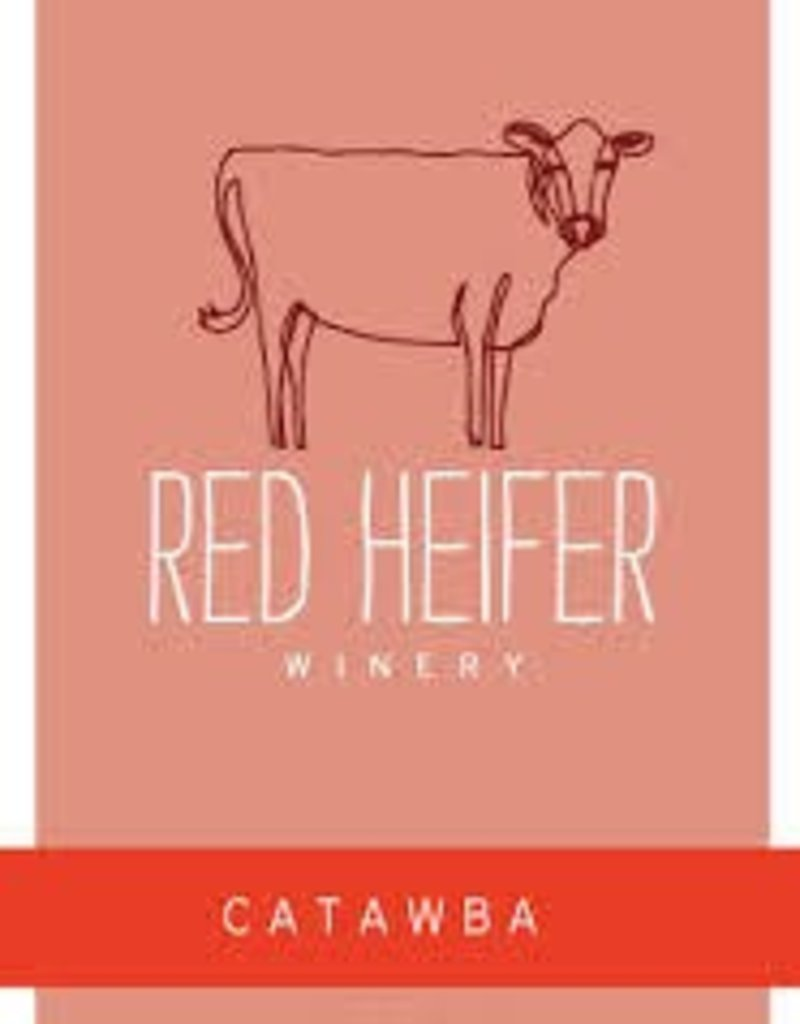 Red Heifer Winery Catawba
