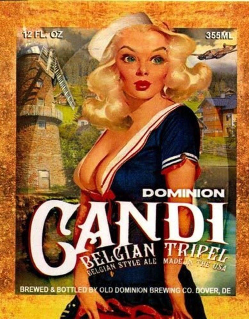 Dominion Candi Tripel 6pk