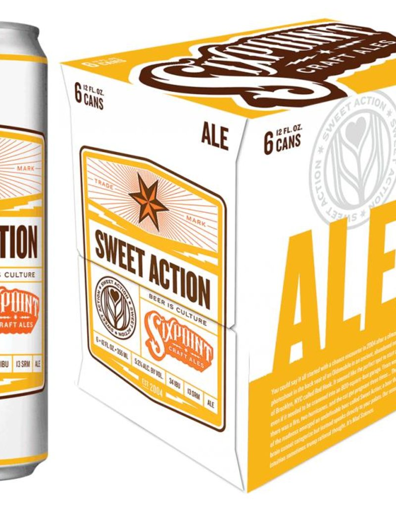 Sixpoint Sweet Action 6pk
