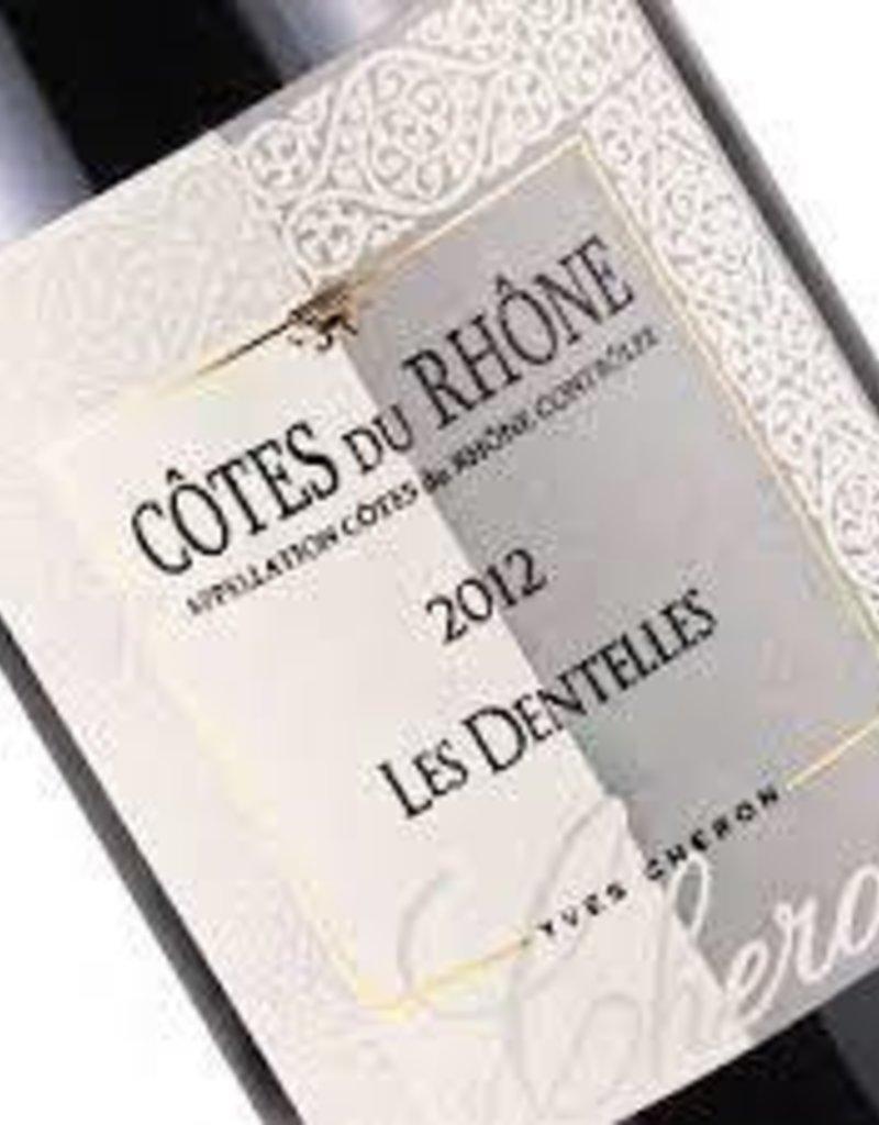 Yves Cheron Cotes Du Rhone